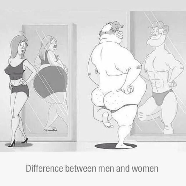 difference-between-men-women-mirror