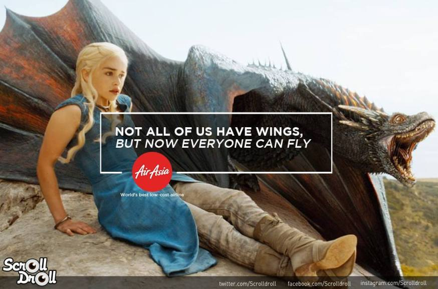 GameOfThrones_Funny_Ads_Fly