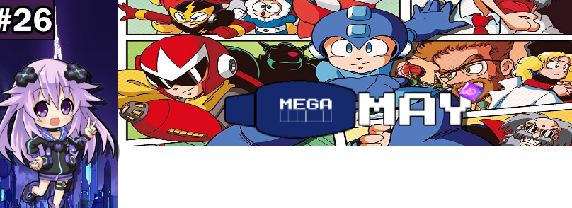 Mega Man 1 to 6