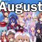 Nep's Month in Gaming: August 2020 (+update)