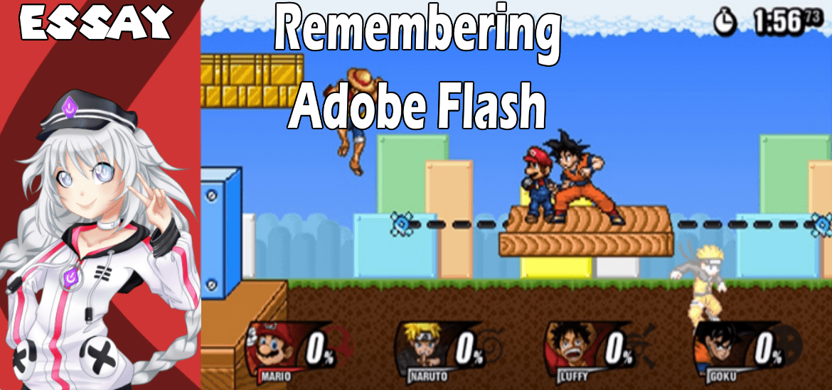 In Memoriam: Adobe Flash