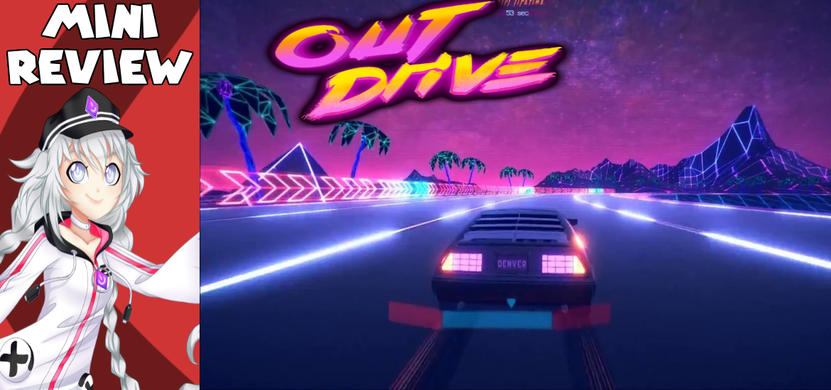 "Outdrive – An album disguised as a ""game"""