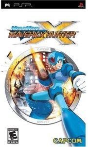 Mega Man Maverick Hunter cover
