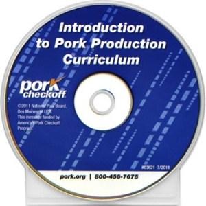 Introduction to Pork Curriculum