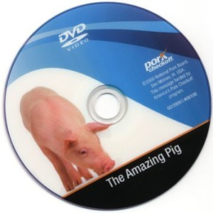 The Amazing Pig DVD