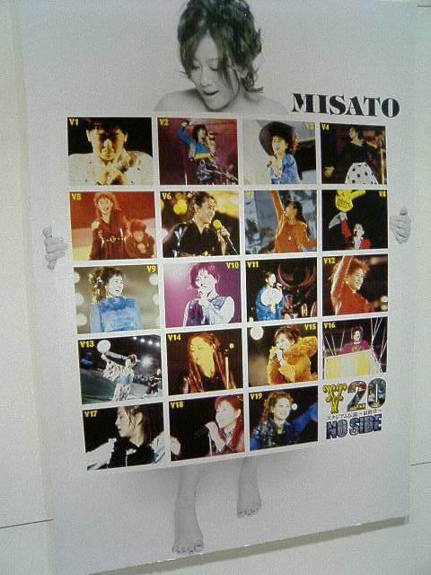 misatoV20 History