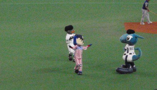 2010-06-13のつぶやき:札幌ドーム交流戦2日目。西城秀樹さんの「YMCA」が見られて感激!【野球】