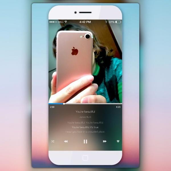 iPhone7デビュー