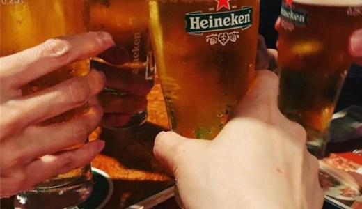 六本木で沢山学んだ後、バルで懇親会。美味しい料理とビールを堪能してきました【グルメ】