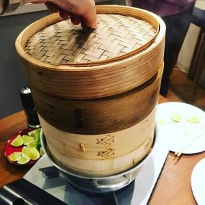 【Instagram】仕事が終わって、ブログもぐもく会なう。美味しい時間を楽しんでますー(*^^*)#蒸し料理 #グルメ