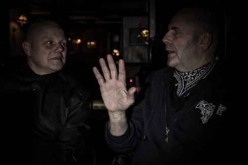 Christian Liljegren & Ray Alex