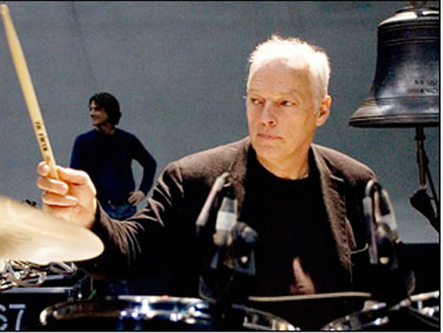 Watch Gilmour Aol Music Video Session Neptune Pink Floyd