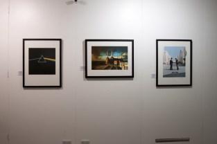 43 - Pink Floyd cover art on display St Pauls Gallery Birmingham