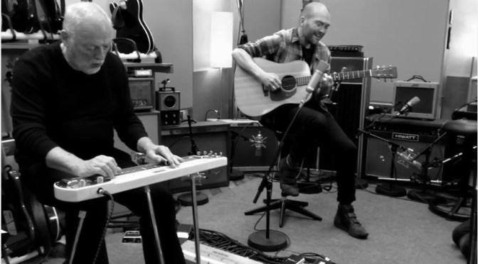Watch David Gilmour Live Acoustic Song with Ben Watt – The Levels