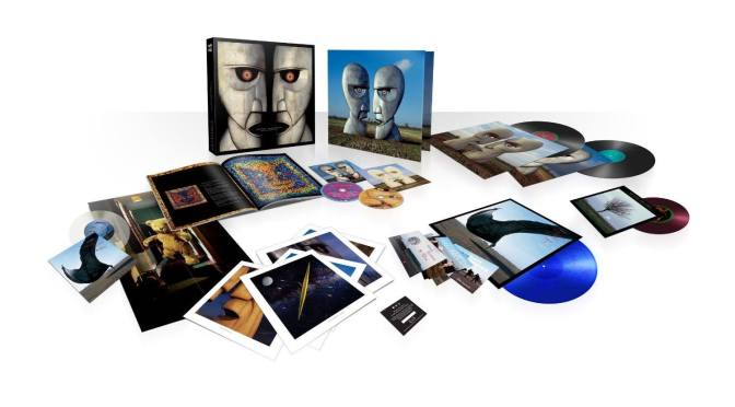 Division Bell 20th Anniversary Box Set Released Today by Pink Floyd