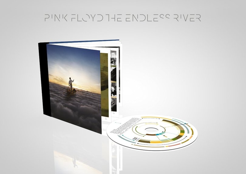 Pink Floyd Endless River - Standard CD