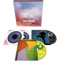 Nick Mason Unattended Luggage Box Set Albums 2018