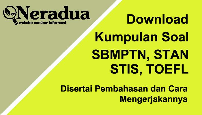 Kumpulan Soal SBMPTN