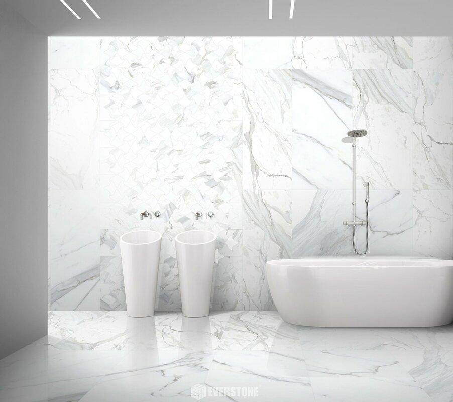 ev010 white marble calacatta marble