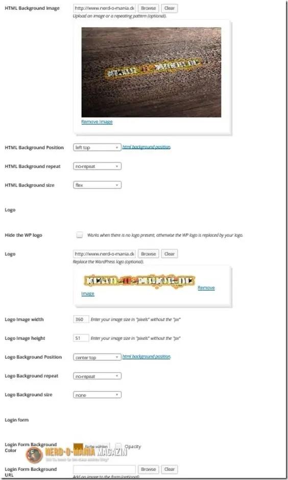 custom login Gui