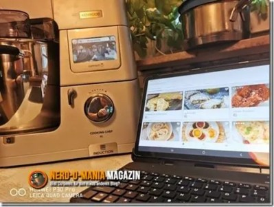 KENWOOD Cooking Chef XL connect & App