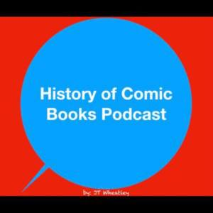 Click here for The History of Comic Books on Facebook