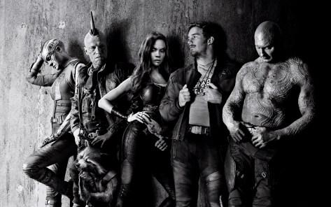 De cast van Guardians of the Galaxy vol. 2