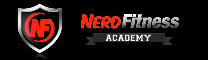 Nerd Fitness Academy Banner