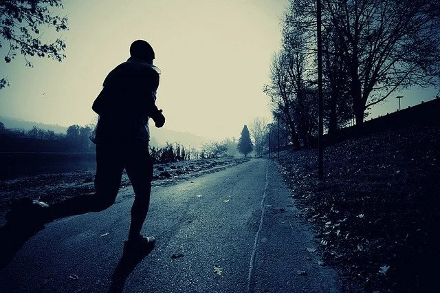 Running could be a perfect workout.