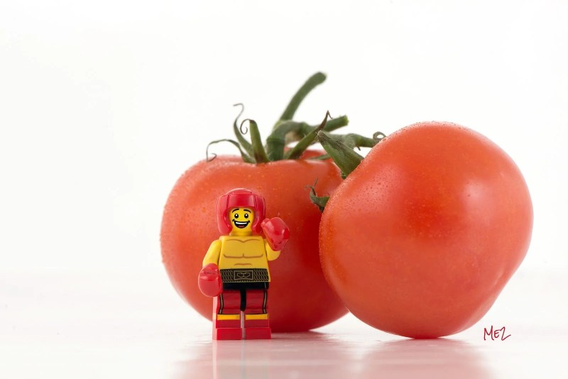 Are tomatoes a fruit or a vegetable? Either way they're part of a plant-based diet.