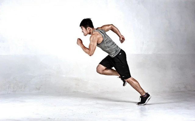 If you want to up your active recovery, sprinting can be a great way to do it.
