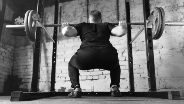 The barbell squat is the one of the best exercises on the planet