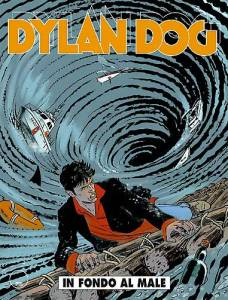 dylan dog numero 351 in fondo al male