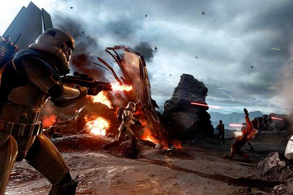 star wars battlefront videogiochi