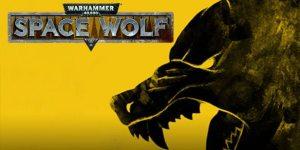 warhammer 40k spacewolf