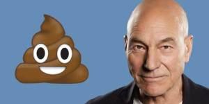 patrick stewart emoji