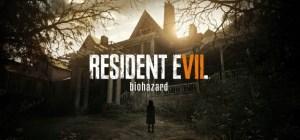 Resident Evil 7 biohazard copertina