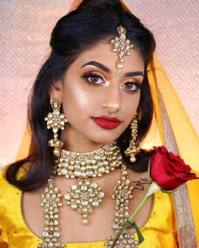 9 Stunning Photographs That Reimagine Disney Princesses In Indian Style