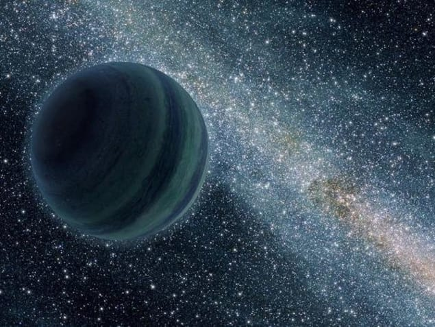 A tiny dwarf planet detected on the edge of the Solar System
