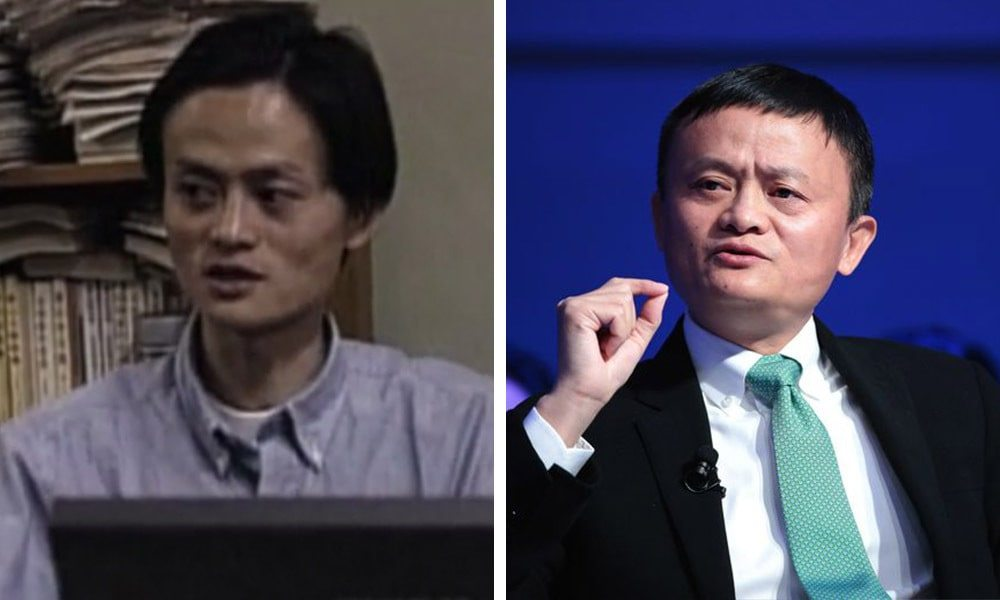 The Founder and chairman of the board of directors of Alibaba Group, who is engaged in Internet commerce