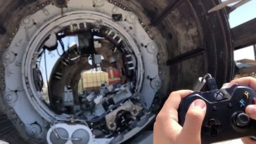 Boring Company, by Elon Musk, uses Xbox controller to dig Tunnels