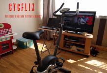 Cyclix: la bicicletta per vedere Netflix