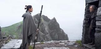 incontro tra Rey e Luke negli Ultimi Jedi sarà un disastro