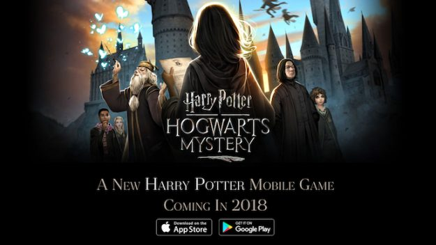 nuovo gioco su Hogwarts