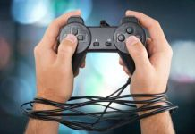 games addiction