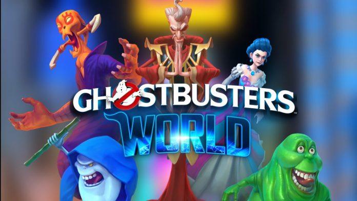 gioco in AR su Ghostbusters