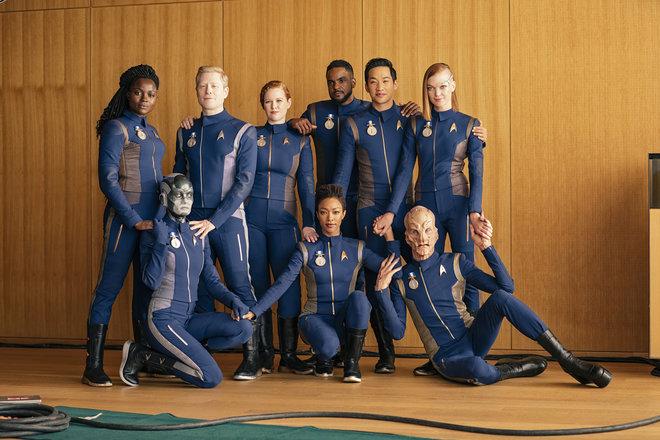 novità sulla stagione 2 di Star Trek Discovery