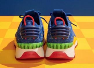scarpe di Sonic