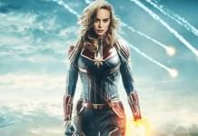 Scarpa ispirata a Captain Marvel