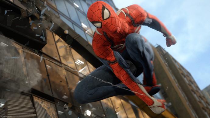 Spider Man per PS4